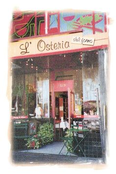 Chef Rick of L'Osteria, a San Francisco Italian Restaurant, opens up about culinary trends, great food and coming from a family of chefs.