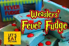 Let's Eat Fiction!: Weasleys' Fever Fudge (Harry Potter and the Order of the Phoenix)