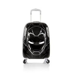 Marvel Iron Man 3D CarryOn Tween Spinner Luggage by Heys