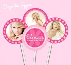 Taylor Swift Birthday Party Invitations Pinterest Taylor swift
