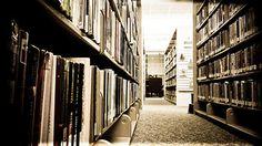 Geh mal in die Bücherei!