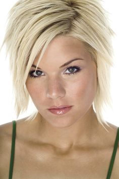 kimberly caldwell hair - Google Search