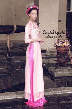 Vietnamese Long Dress.