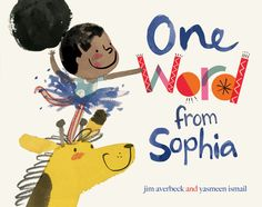 Finally! I've found a new picture book I can use in opinion writing units of study. Learn more about One Word from Sophia by Averbeck and Ismail in this post. Then, leave a comment on this post for...