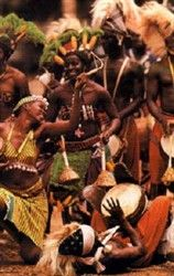 One World Dance and Drum  Les Ballets Africains de Guinee