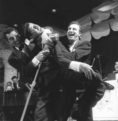 Rare Photograph with Dean Martin & Jerry Lewis #4