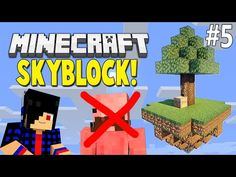 New Server! [Minecraft: SkyBlock!] #5 - http://dancedancenow.com/minecraft-lan-server/new-server-minecraft-skyblock-5/