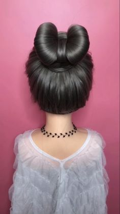Women hairstyle for medium long hair easy braids Braided hairstyle for long hair video tutorial simple and beautiful Easy Hairstyles For Long Hair, Braids For Long Hair, Up Hairstyles, Braided Hairstyles, Hairstyle Ideas, Beautiful Hairstyles, Short Hair, Hair Up Styles, Medium Hair Styles