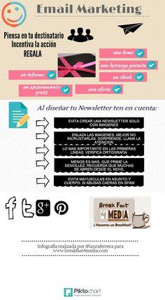 Email marketing #infografia #infographic #marketing