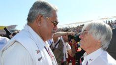 Ecclestone pone en duda que Mallya quiera dejar la F1 #F1 #Formula1