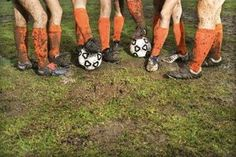 Dirty shin guards should be cleaned to eliminate odor.