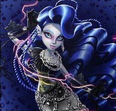 Sirena Von Boo - Half mermaid, half ghost ~ Monster High