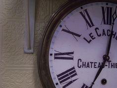le clock..