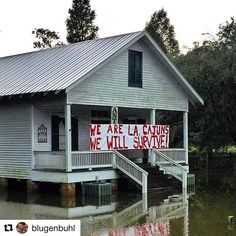 #louisiana #louisianaflood2016 #cajunnavy #louisianastrong #proud #strong…
