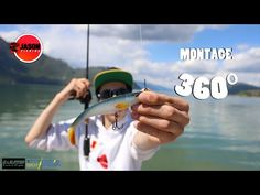 Peche au leurre : Montage 360° - YouTube