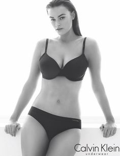 Inbetweeners: Why We Need To Talk About Models In The Middle Of Sizes http://ift.tt/1SfFz9X #InStyleUK #Fashion