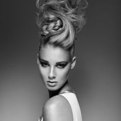 high fashion hair - Google Search