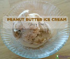 Despite its reputation, ice cream, even fancier flavors like peanut butter ice cream, can be a very healthy dessert to serve your family when you make it yourself at home with quality ingredients. Commercial ice cream