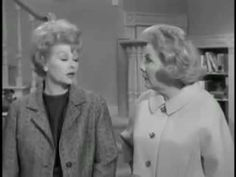 """""""The Lucy Show"""" Season 1. Episode: Lucy Is A Kangaroo For A Day: Part 2/2 - YouTube"""