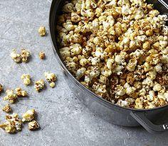 MyPanera Recipe: A Vanilla-Cinnamon Kettle Corn