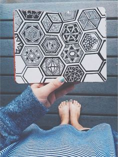 zentangle octagon