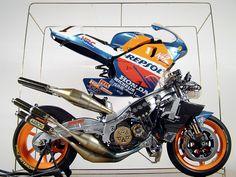 1998 Honda NSR 500