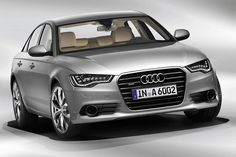 Audi A6 I love my car, wouldn't trade it for the world.