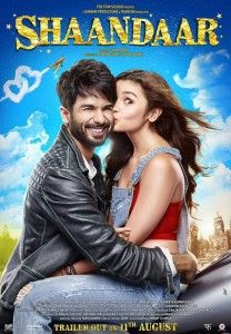 Shandaar: No Story makes Shandaar a dull movie For Vikas Bahl the set up was apt, what with a stellar ensemble cast wherein both father & son, Pankaj & Shahid Kapoor were acting together for the first time, or the fresh pairing of Shahid & Alia Bhatt. Three big names associated with the movie Fox Star, Dharma Productions along with Phantom Films. Big Budget with shooting in England….Well nothing could have gone wrong, but unfortunately He forgot the crucial thing, a cohesive story…