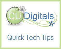 Using Chipboard Overlay Styles - Tutorial   CUDigitals