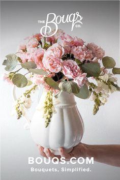 valentine valentine flowers Pretty in Pink (Roses) / Farm- Silk Flowers, Spring Flowers, Beautiful Flowers, Pretty In Pink, Vase Arrangements, Floral Centerpieces, Flower Arrangements Simple, Rose Bouquet, Flower Vases