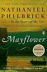 The truth behind one of our most sacred national myths, the voyage of the Mayflower and the settlement of Plymouth Colony