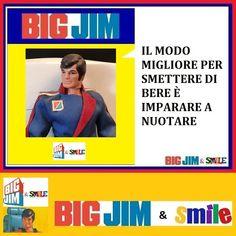 Big Jim & Smile: Come smettere di bere - Big Jim Big Jim, Memes, Meme