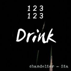 Chandelier - Sia (Lyrics)