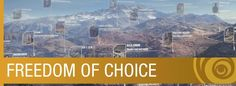 Ghost Recon Wildlands Trailer – Freedom of Choice
