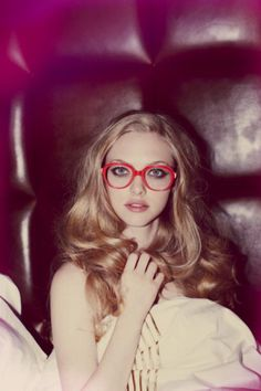 Amanda Seyfried, she's my woman crush !!