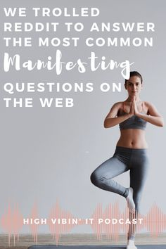 We Trolled Reddit to Answer the Most Common Manifesting Questions on the Web Most Common, Law Of Attraction Quotes, Troll, Affirmations, Infographic, Things To Think About, How To Become, Challenges, How To Apply