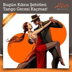 Bugün dünya dans günü... Dansa aşık yürekler olarak biz bu salı da Kıbrıs Şehitleri tango gecesinde olacağız. Sizi de bekleriz :) www.alins.com.tr #alins #dans #izmiryemek #izmir #izmircafe #tango #izmirtango