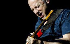 Mark Knopfler - One of the most respected fingerstyle guitarists of his generation, Knopfler's precision and melodic skill went against the grain of the evolving punk scene of the late 1970s. Sultans of Swing sealed his reputation as a guitarist of effortless ingenuity.