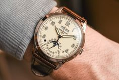 Patek Philippe Perpetual Calendar Ref. 5320G Watch Hands-On | aBlogtoWatch