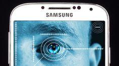 Samsung'tan Retina ve Yüz Tanıma Patenti