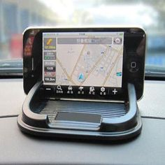 Car phone holder outlet car mount  for iphone   4s car cell phone holder bracket Free shipping