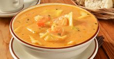 Get Your Bisque On! This Soup Is A Sure-Fire Win