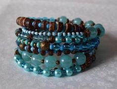 coco nut bead bracelet by Jersica