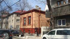 Casa inantea montarii Profilelor din Polistiren Window Design, Street View, Windows, Window