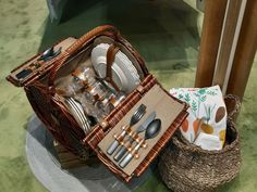 Tendenze di stile da HOMI 2020 Boho Chic, Picnic, Basket, Outdoor, Art, Outdoors, Picnics, Baskets, The Great Outdoors