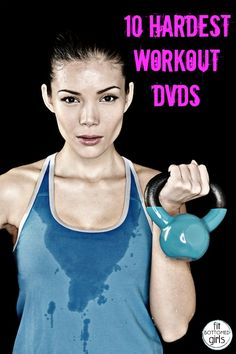 Looking for a challenging workout? Try one of these -- the 10 hardest and best workout DVDs we've ever done.