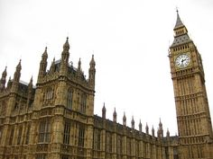 i am determined to go here some day!! Big Ben Keeping Time at Parliament