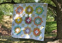 Shivaun Place - A Quilt Pattern by Sassafras Lane Designs