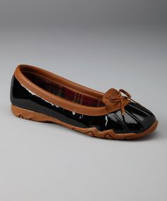 Take a look at this Aquaducks Black Sail Duck Shoe by Aquaduck & Duckhead on @zulily today!