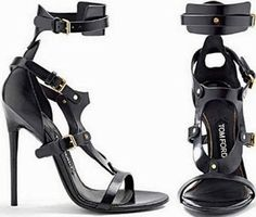 Tom Ford Triple-Buckle Sandal | Look for Less